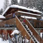Arrivez à ski