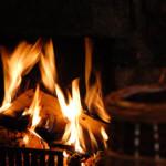 Des soirées au coin du feu